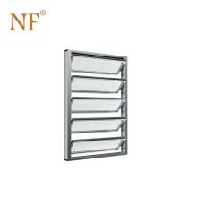 NF Aluminum Wholesale Louver Windows For Bathroom Foshan Suppliers