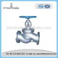 Nitric Acid medium stainless steel globe valve pn16