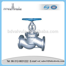 Válvula de globo fabricante válvula de globo de aço fundido