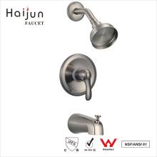 Haijun 2017 China Atacado cUpc Free Standing Bathroom Shower Faucets