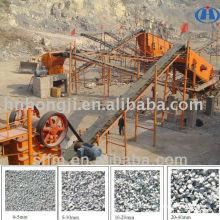 Equipamento para trituração de pedras