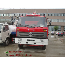 Buena calidad dongfeng 12Ton camión de tanque de agua de accionamiento a la derecha para la venta