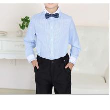 Uniforme à rayures YD pour garçons pour uniformes scolaires