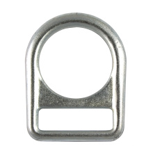 403 Forged Alloy Steel Safety Flat D-Ring