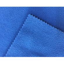 100% polyester dyed micro bonded polar fleece fabric