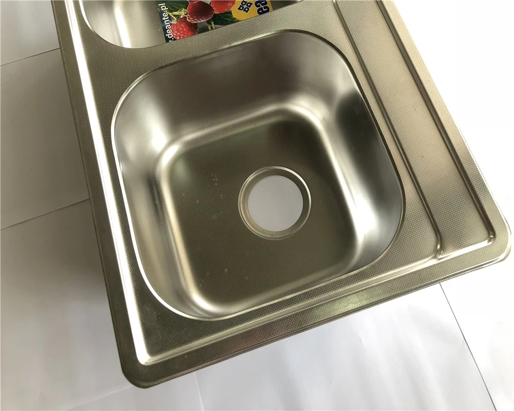 Double Bowl Kitchen Sink 8647a