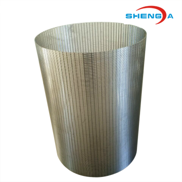 SS Wedge Wire Water Screen สกรีน