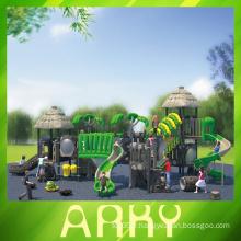 Kid's new fun world outdoor terrain de jeu