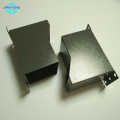 Sesuaikan Elektronik Steel Enclosure Sheet Metal Box