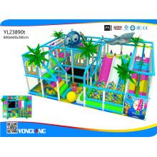2016 Nuevo patio interior para niños