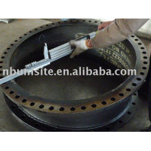 (lobster tail welded) pipe bending (with or without flanges)(USB-1-009)