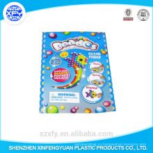 Ламинированный полиэтиленовый пакет для упаковки пищевых продуктов