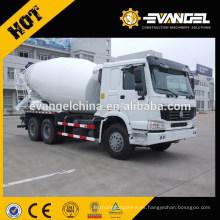El mejor precio 5/6/7/8/9/10 cbm self loading camión hormigonera