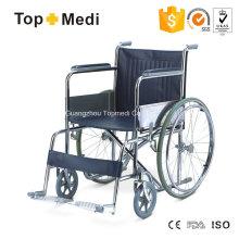 Topmedi Steel 809 Basic Standard Manueller Rollstuhl