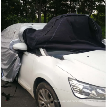 Silver Car Cover Car Decoration Anti-UV Water-Proof