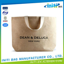 Poliéster nylon personalizado logotipo lona saco de cadeira dobrável