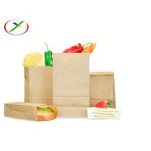 Kraftpapier-Einkaufstasche