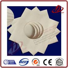 ISO Certification Tela de poliéster lona slide fabricantes de tecido