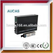 10 / 100Mbps fibre optique à rj45 convertisseur de média Chine offre