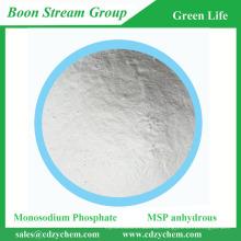 MSP 98% min Mononatrium Phosphat wasserfrei mit bestem Preis