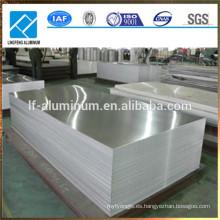 Láminas de revestimiento de aluminio para cubiertas