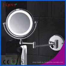Fyeer Double Side Wall AC Power LED espejo de maquillaje