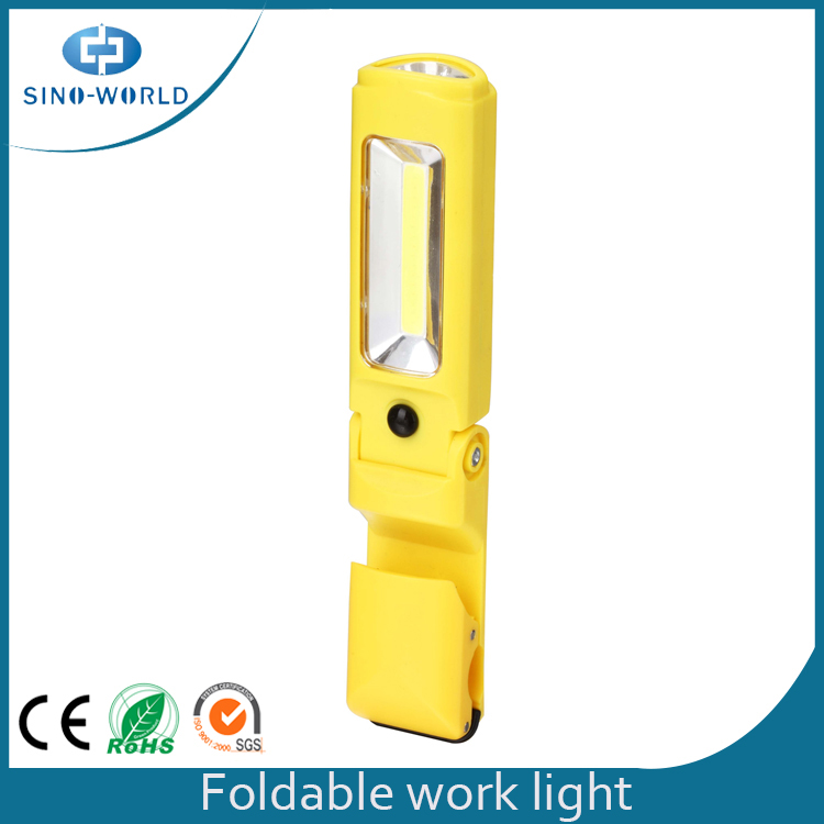 Led Work Lights With Clip