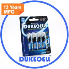 1.5V Dry Cell Battery Alkaline AA/Lr6/Am3