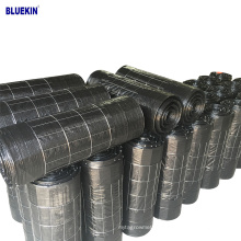 Wholesale wire backed silt fence PP geofabric wire mesh