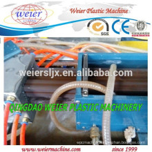 ECOLOGICAL WPC PE outside profiles making machinery