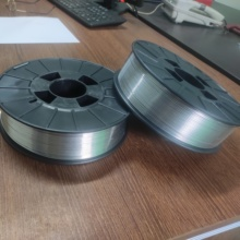 Abrasives material zinc wire