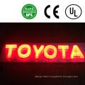 High Quality Plastic LED Alphabet Letters