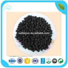 Fábrica de Ningxia de carbón activo a base de carbón activado