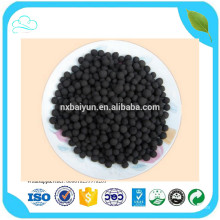 Ningxia factory of Coal based pellet activated carbon