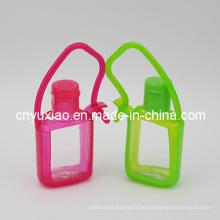Travel Set-Promotion Hand Sanitizer Gel / Silikon Flaschenhalter