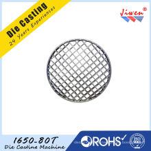 Factory Outlet Druckguss Aluminiumfilter Teile mit guter Qualität