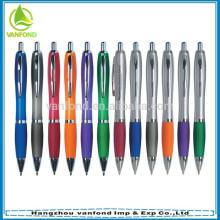 Самые популярные горячие продажи пластиковых рекламных шариковая ручка