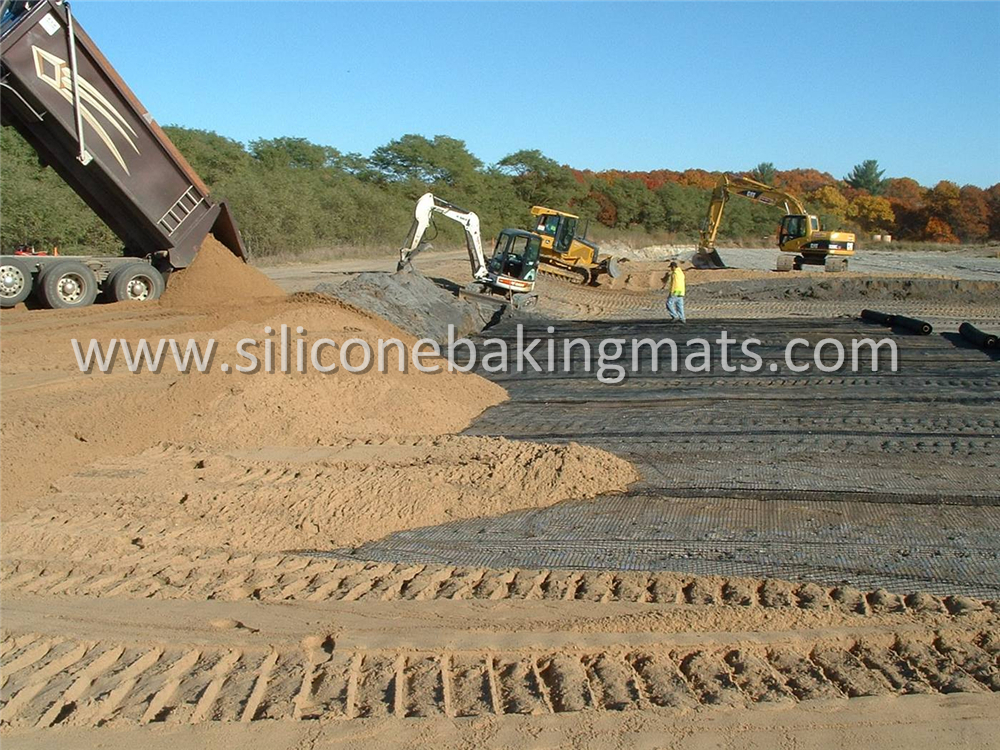 Geogrids Soil Reinforcement