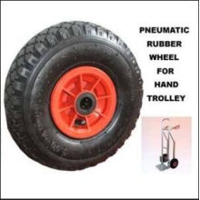 Pneumatic Rubber Wheel for Hand Trolley