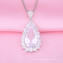 Alta qualidade de moda jóias de prata pingente clássico charme design (p0123)