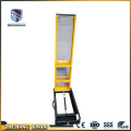 reflective portable traffic warning board