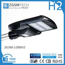 Parkplatz-Licht IP66 80W LED mit Ce UL genehmigt