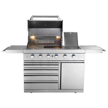 Weber 4 Burner Outdoor BBQ Cabinets Australie Prix