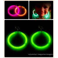 Glow Earrings Glow Ornaments Children Earrings (EHD15160)