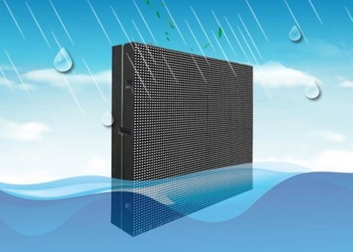 waterproof led screen