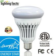 Смазываемое крытое освещение Светодиодная лампа BR / R30 с энергетической звездой