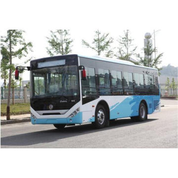 Dongfeng diesel oil City Used Auto Bus