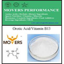 Высококачественный витаминный продукт: оротовая кислота / витамин B13
