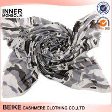 Usine DIRECTEMENT bonne qualité lady coton écharpe personnalisée de Chine