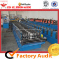 Metal Cladding Sheet Wall Panel Forming Machine